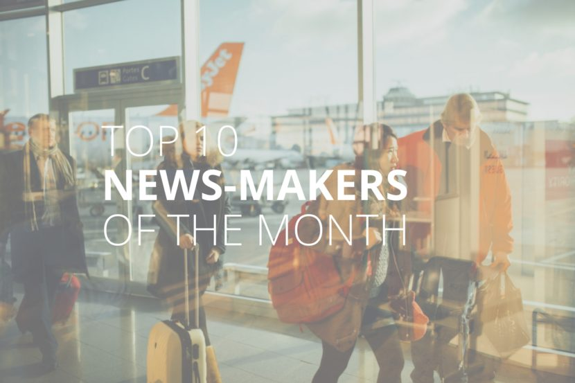 Top 10 news-makers of the month
